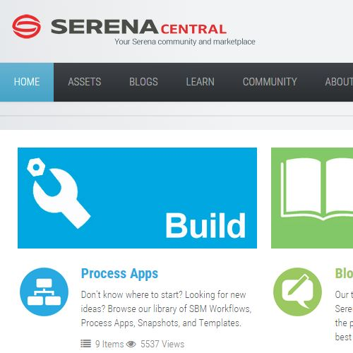 Serena Central